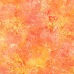 Timeless Treasures Tonga Batik Papaya