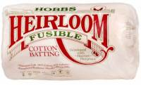 Hobbs Heirloom 80/20 Fusible Cotton Blend Queen Size 90x108 inch