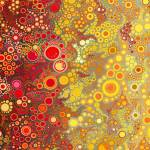 Robert Kaufman ADVENTURE Gradation Bubbles Digitaldruck