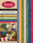 Kraft-Tex Designer Sampler 7 Essential Colors