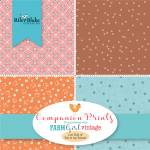 Farm Girl Vintage Companion Fat Quarter Bundle 15 amerikanische Fat Quarter