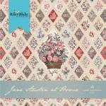 Jane Austen At Home Layer Cake 10 inch Quadrate, 42 stk.