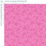 Quilting Treasures Cotton Leaf Party Pink Blätter rosa