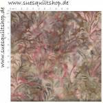 Hoffman Bali Handpaint Belle, Blätter pink violett