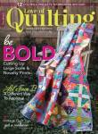Fons And Porters Love of Quilting No. 152 March/April 2021